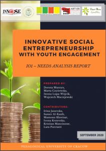 Innovative Social Entrepreneurship with Youth Engagement